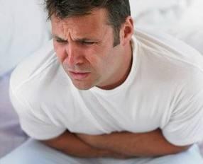 胃痉挛的痛